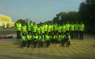 اللجنة المرورية في المدرسة