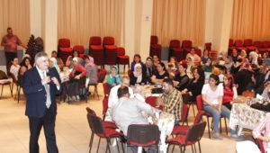 مهارات التواصل في عالم  المدرسة محاضرة للمعلمين مع الاستاذ سمير قسطنطين